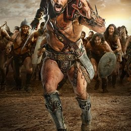 Spartacus: War of the Damned (3. Staffel, 10 Folgen) / Manu Bennett Poster
