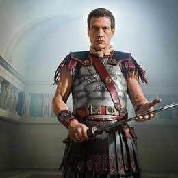 Spartacus: War of the Damned (3. Staffel, 10 Folgen) / Simon Merrells Poster