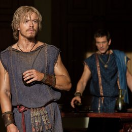 Spartacus: War of the Damned (3. Staffel, 10 Folgen) / Todd Lasance / Simon Merrells Poster
