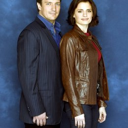 Castle / Stana Katic / Nathan Fillion Poster
