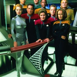 Star Trek - Voyager: Season 1 Poster
