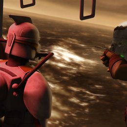 Star Wars: The Clone Wars - Staffel 4 / Star Wars: The Clone Wars - Die komplette vierte Staffel Poster
