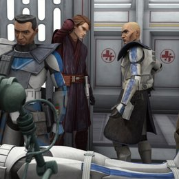 Star Wars: The Clone Wars - Staffel 6 Poster