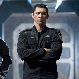Stargate Universe / Lou Diamond Phillips Poster