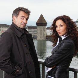 Stefan Gubser und Sofia Milos Poster