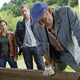 Tatort: Hanglage mit Aussicht (Schweizer Radio und Fernsehen (SRF)) / Stefan Gubser / Delia Mayer / Peter Freiburghaus Poster