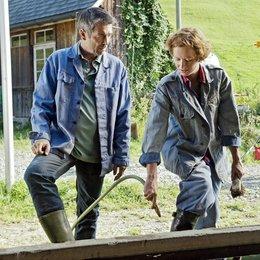 Tatort: Hanglage mit Aussicht (Schweizer Radio und Fernsehen (SRF)) / Stefan Gubser / Sarah Sophia Meyer Poster