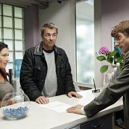 Tatort: Hanglage mit Aussicht (Schweizer Radio und Fernsehen (SRF)) / Stefan Gubser / Delia Mayer / Aaron Hitz Poster