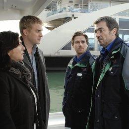 Tatort: Seenot (SWR / SF DRS) / Eva Mattes / Sebastian Bezzel / Ralph Gassmann / Stefan Gubser Poster