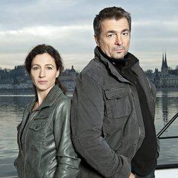 Tatort: Skalpell (Schweizer Radio und Fernsehen (SRF)) / Delia Mayer / Stefan Gubser Poster