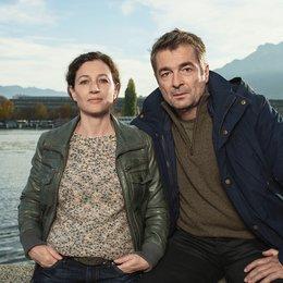 Tatort: Verfolgt (Schweizer Radio und Fernsehen (SRF)) / Stefan Gubser / Alexander Beyer Poster
