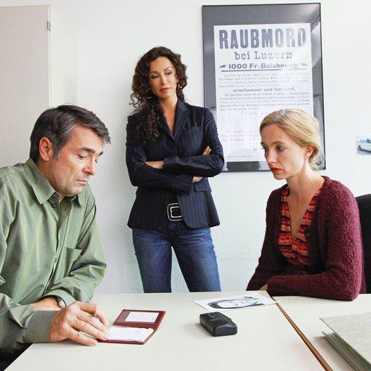 Tatort: Wunschdenken (Schweizer Radio und Fernsehen (SRF)) / Sofia Milos / Stefan Gubser / Ursina Lardi Poster