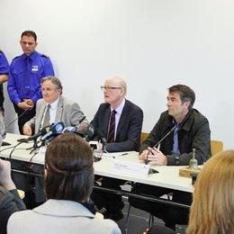 Tatort: Wunschdenken (Schweizer Radio und Fernsehen (SRF)) / Stefan Gubser / Jean-Pierre Cornu / Andrea Zogg Poster