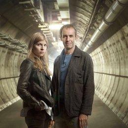 Tunnel - Mord kennt keine Grenzen, The / Clémence Poésy / Stephen Dillane Poster