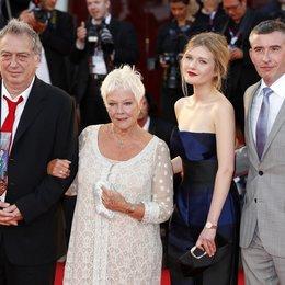 "Stephen Frears / Dame Judi Dench / Sophie Kennedy Clark / Steve Coogan / 70. Internationale Filmfestspiele Venedig 2013 / ""Philomena"" Filmteam Poster"