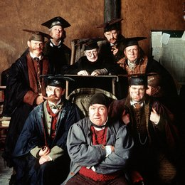 Gormenghast / Stephen Fry / Spike Milligan / Martin Clunes / Phil Cornwell / Mark Williams / James Dreyfus / Gregor Fisher / Steve Pemberton Poster