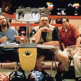 Big Lebowski, The / Jeff Bridges / John Goodman / Steve Buscemi Poster