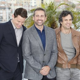 Channing Tatum / Steve Carell / Mark Ruffalo / The Foxcatcher photo call / 67. Internationale Filmfestspiele von Cannes 2014 Poster