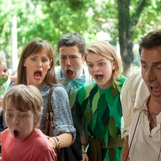 Coopers - Schlimmer geht immer, Die / Ed Oxenbould / Jennifer Garner / Dylan Minnette / Steve Carell Poster