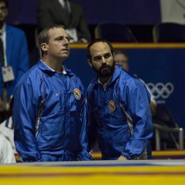 Foxcatcher / Steve Carell / Mark Ruffalo Poster