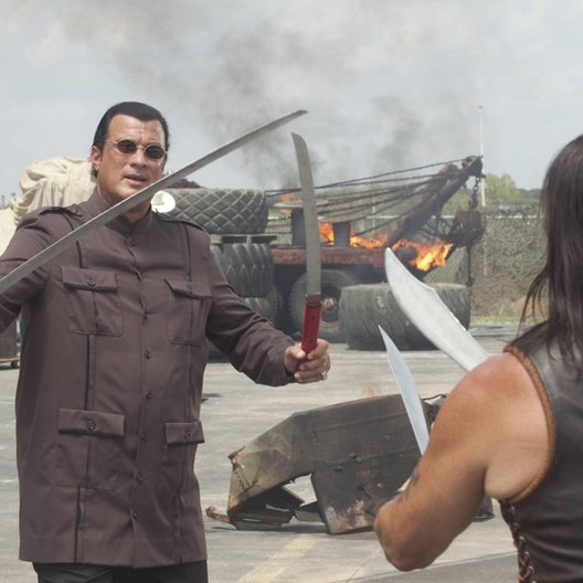 Machete / Steven Seagal