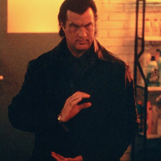 Out for a Kill / Steven Seagal Poster