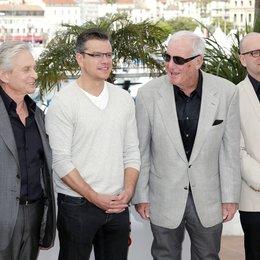 Douglas, Michael / Damon, Matt / Weintraub, Jerry / Soderbergh, Steve / 66. Internationale Filmfestspiele von Cannes 2013 / Festival de Cannes