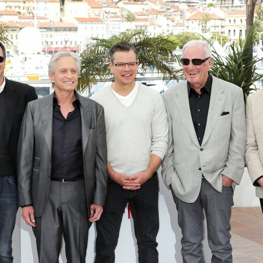 Lagravanese, Richard / Douglas, Michael / Damon, Matt / Weintraub, Jerry / Soderbergh, Steve / 66. Internationale Filmfestspiele von Cannes 2013 / Festival de Cannes