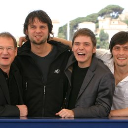 57. Filmfestival Cannes 2004 - Festival de Cannes / Burghart Klaußner / Stipe Erceg / Hans Weingartner / Daniel Brühl Poster