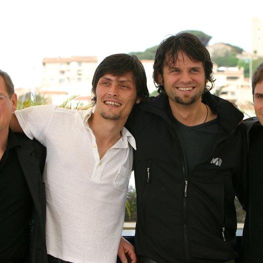 57. Filmfestival Cannes 2004 - Festival de Cannes / Burghart Klaußner / Stipe Erceg / Hans Weingartner / Daniel Brühl