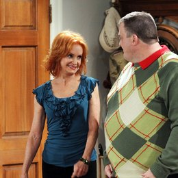 Mike & Molly / Swoosie Kurtz / Billy Gardell Poster