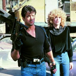 City-Cobra, Die / Sylvester Stallone / Brigitte Nielsen Poster