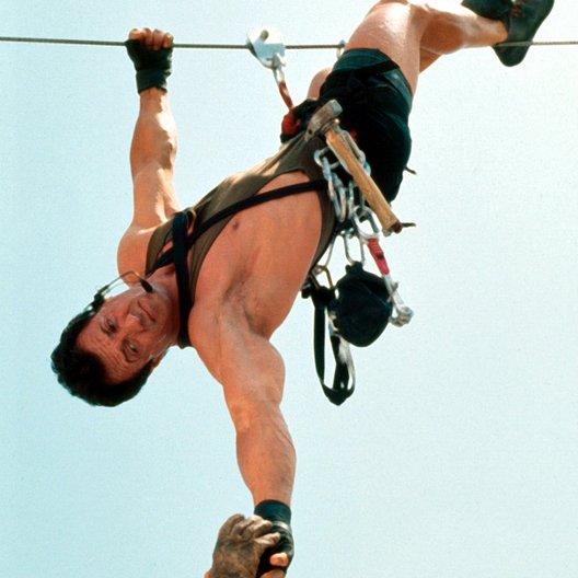 Cliffhanger - Nur die Starken überleben / Sylvester Stallone Poster