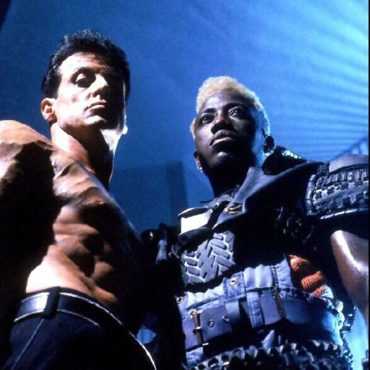 Demolition Man / Sylvester Stallone / Wesley Snipes