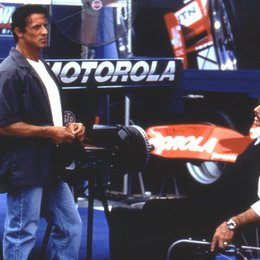 Driven / Sylvester Stallone / Burt Reynolds Poster