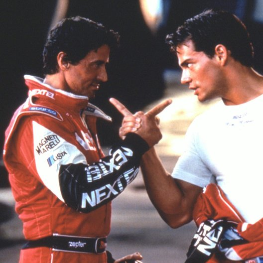 Driven / Sylvester Stallone / Cristián de la Fuente