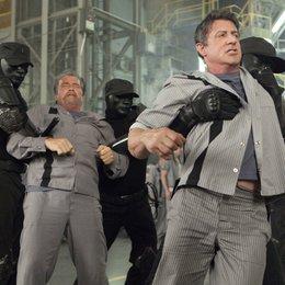 Escape Plan / Arnold Schwarzeneggger / Sylvester Stallone Poster