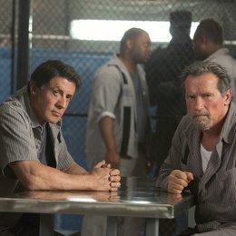 Escape Plan / Sylvester Stallone / Arnold Schwarzenegger Poster