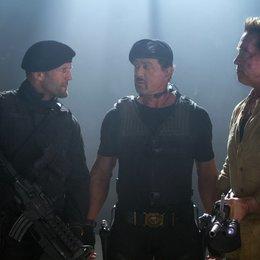 Expendables 2, The / Jason Statham / Sylvester Stallone / Arnold Schwarzenegger Poster