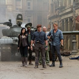 Expendables 2, The / Yu Nan / Terry Crews / Sylvester Stallone / Randy Couture / Dolph Lundgren