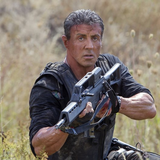 Expendables 3, The / Sylvester Stallone Poster