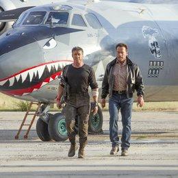 Expendables 3, The / Sylvester Stallone / Arnold Schwarzenegger Poster