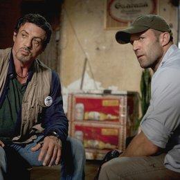 Expendables / Sylvester Stallone / Jason Statham