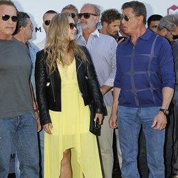 Expendables Team / 67. Internationale Filmfestspiele Cannes 2014 / Arnold Schwarzenegger / Ronda Rousey / Sylvester Stallone / Jason Statham Poster