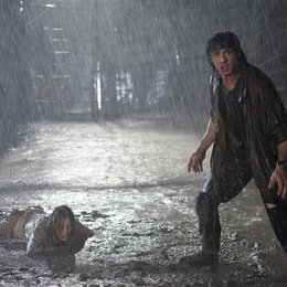 John Rambo / Julie Benz / Sylvester Stallone Poster