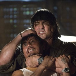 John Rambo / Sylvester Stallone Poster