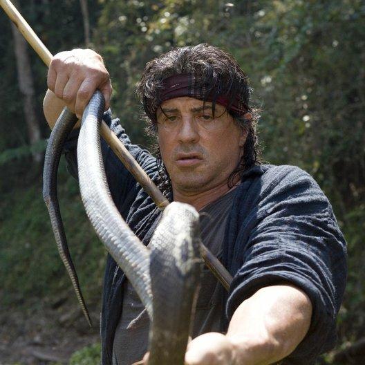 John Rambo / Sylvester Stallone
