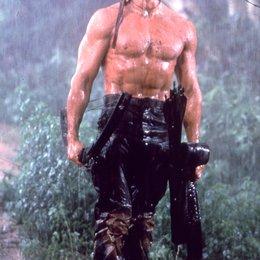 Rambo II - Der Auftrag / Sylvester Stallone Poster