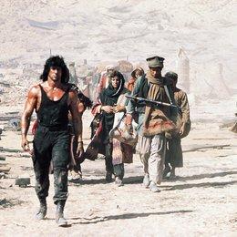 Rambo III / Sylvester Stallone Poster