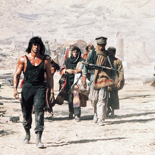 Rambo III / Sylvester Stallone